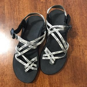 Double strap chaco